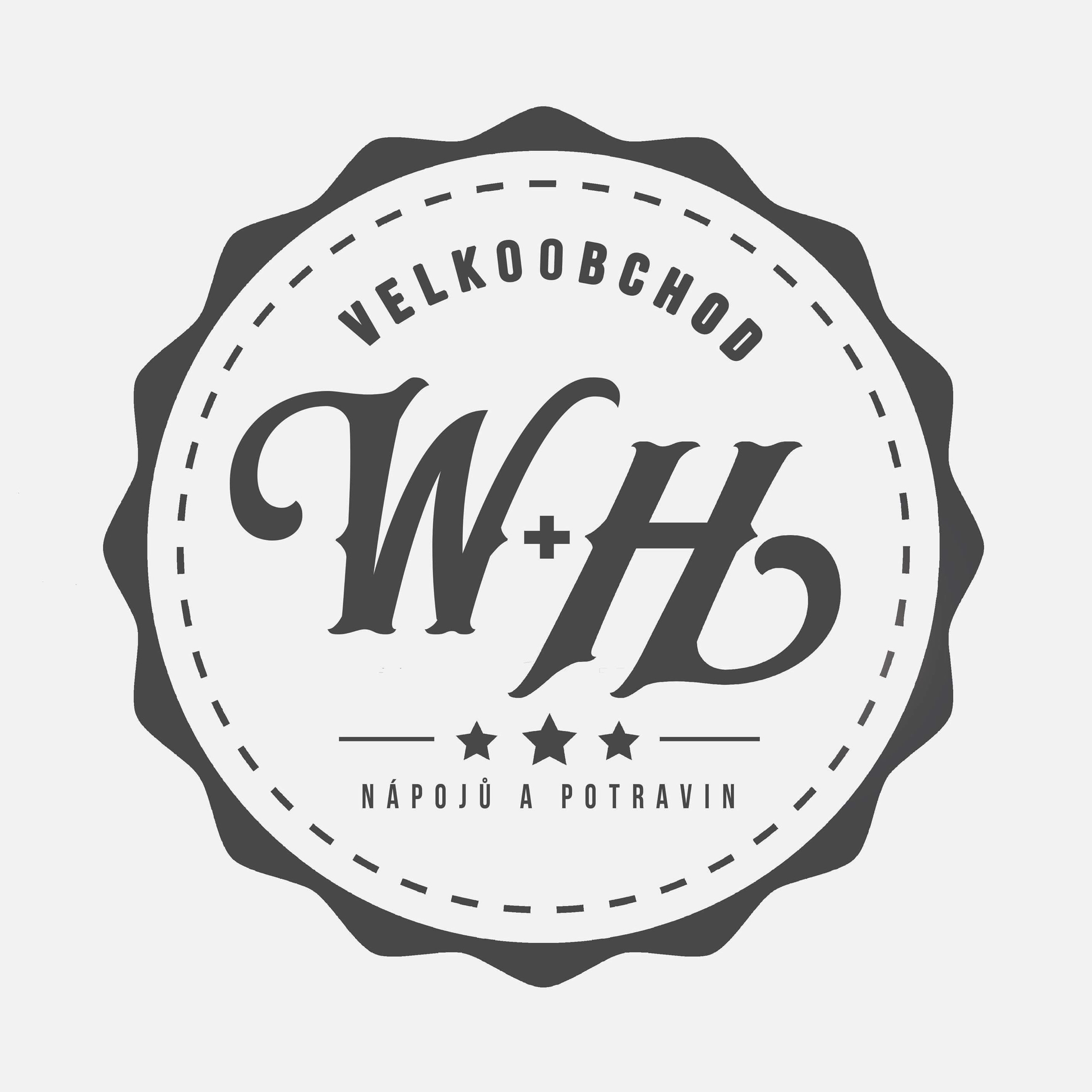 logo firmy W + H velkoobchod