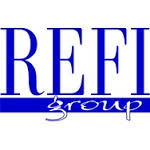 logo firmy REFI group s.r.o.