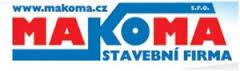 logo firmy MAKOMA stavební firma s.r.o.