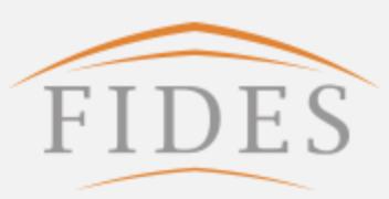 logo firmy TRADE FIDES