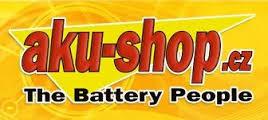 logo firmy AKU-SHOP.CZ  s. r. o.