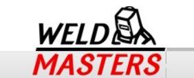 logo firmy WELD MASTERS