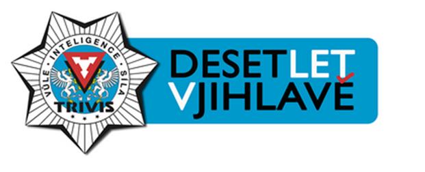 logo firmy TRIVIS - Støední škola veøejnoprávní a Vyšší odborná škola bezpeènosti silnièní dopravy Jihlava, s.r.o.