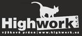 logo firmy Highwork, s.r.o.