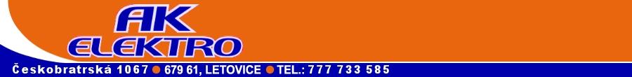 logo firmy AK ELEKTRO