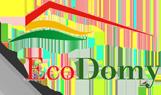 logo firmy Eco Domy, s.r.o.