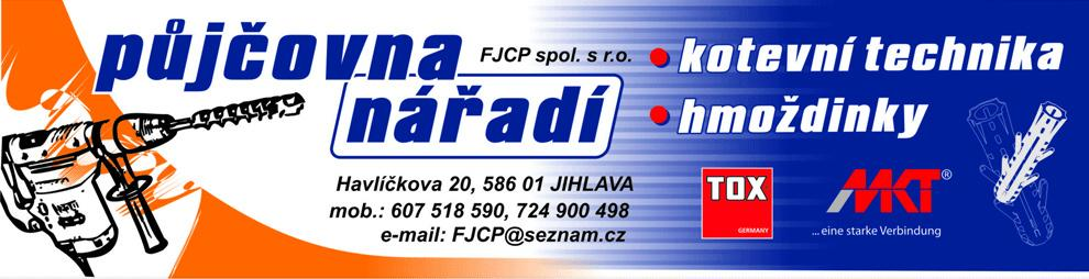 logo firmy FJCP