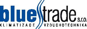 logo firmy BLUE TRADE