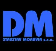 logo firmy DM STAVSTAV MORAVIA