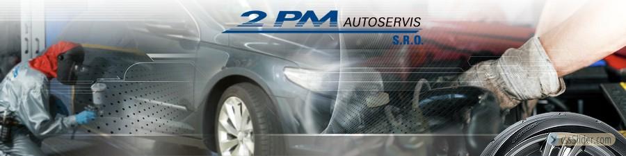 logo firmy 2PM AUTOSERVIS