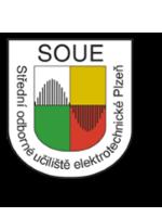 logo firmy Střední odborné učiliště elektrotechnické, Plzeň, Vejprnická 56
