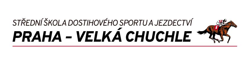 logo firmy SŠ DOSTIHOVÉHO SPORTU A JEZDECTVÍ