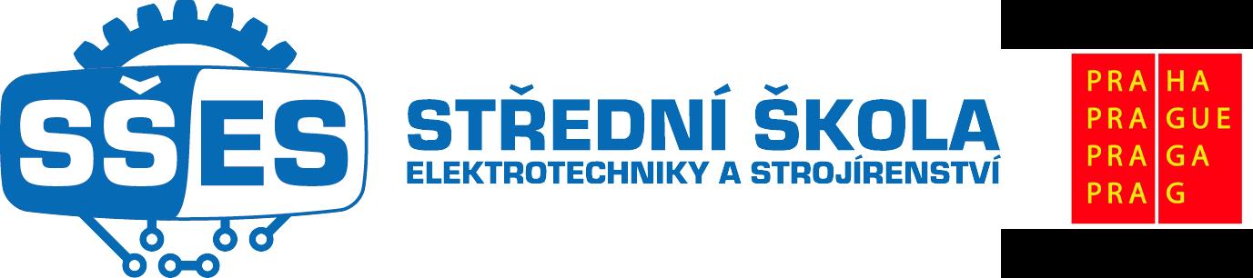 logo firmy Střední škola elektrotechniky a strojírenství