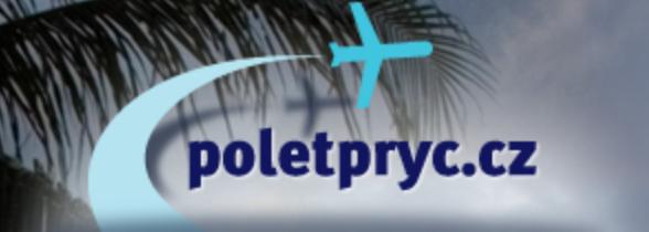 logo firmy Poletpryc.cz