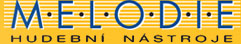 """logo firmy Melodie Zdeněk Voříšek """"U Černé Věže"""""""