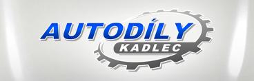logo firmy Autodíly Kadlec s.r.o.