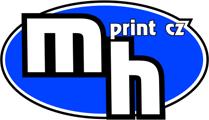 logo firmy MH PRINT CZ s.r.o.