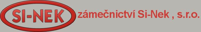 logo firmy Zámeènictví Si - Nek, s.r.o.