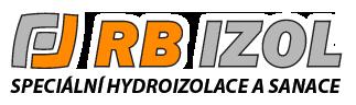 logo firmy RB IZOL s.r.o.
