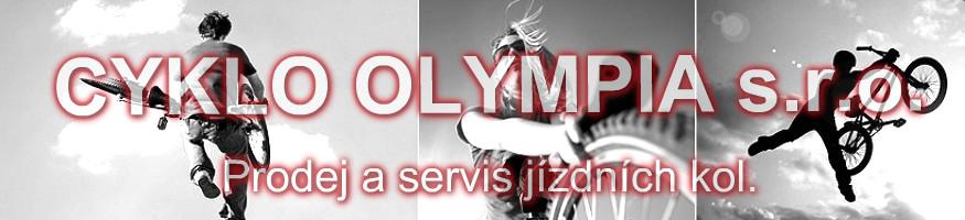 logo firmy Cyklo Olympia s.r.o.