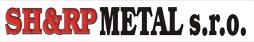 logo firmy SH&RP METAL s.r.o.