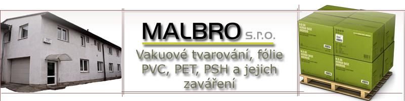 logo firmy MALBRO s.r.o