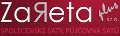 logo firmy Zareta plus s.r.o.