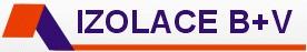 logo firmy IZOLACE B a V s.r.o.
