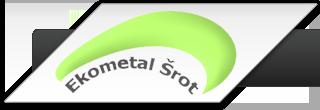logo firmy EKOMETAL ŠROT