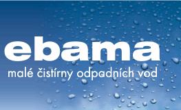 logo firmy EBAMA, s.r.o. - organizační složka