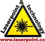 logo firmy LASERPOINT & TECHNOLOGY s.r.o.