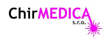 logo firmy CHIRMEDICA s.r.o. MUDr. Tomáš Rozvadovský