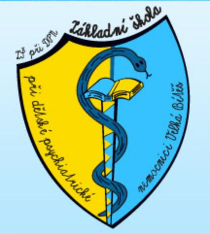 logo firmy Základní škola při dětské psychiatrické nemocnici Velká Bíteš