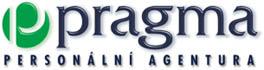 logo firmy PRAGMA personální agentura s.r.o.