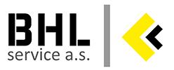 logo firmy BHL Service a.s.