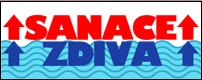 logo firmy SANACE ZDIVA