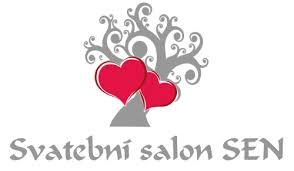 logo firmy Svatební salon SEN