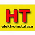logo firmy HTELEKTROINSTALACE & SERVIS