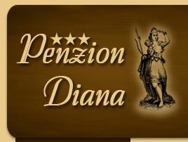 logo firmy Penzion Diana