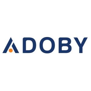 logo firmy ADOBY, s.r.o. - velkoobchod s tesařským kováním