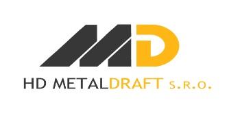 logo firmy HD METALDRAFT s.r.o.