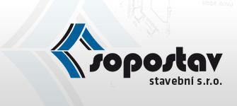 logo firmy SOPOSTAV - stavební s.r.o.