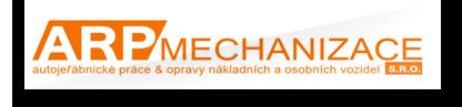 logo firmy ARP-MECHANIZACE