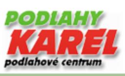logo firmy PODLAHY KAREL s.r.o.