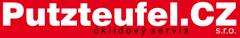 logo firmy Putzteufel.cz, s.r.o., úklidový servis