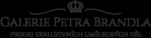 logo firmy GALERIE PETRA BRANDLA