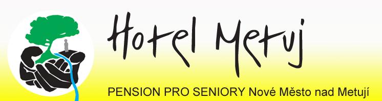 logo firmy Hotel Metuj – Pension pro seniory