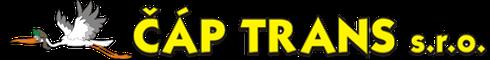 logo firmy ÈÁP TRANS s.r.o.