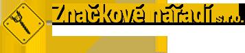 logo firmy Znaèkové náøadí s.r.o.
