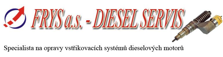 logo firmy DIESELSERVIS-OFRYS s.r.o.